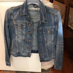Gap Jean Jacket sz M